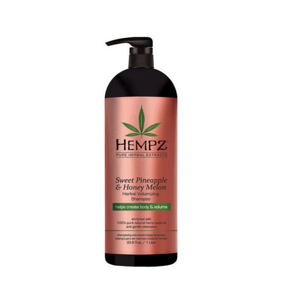 Hempz Sweet Pineapple and Honey Melon Herbal Volumizing Shampoo