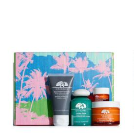 Origins GinZing Day Energizing Essentials 4-Piece Set