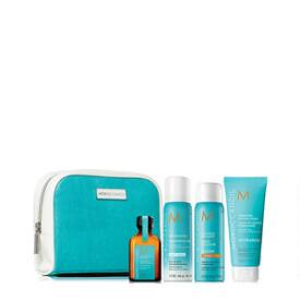 Moroccanoil Beauty Superstars 4-Piece Travel Bag