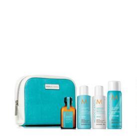 Moroccanoil Hair Improvement 4-Piece Travel Bag