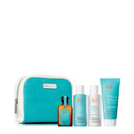 Moroccanoil Hydrating Heroes 4-Piece Travel Bag