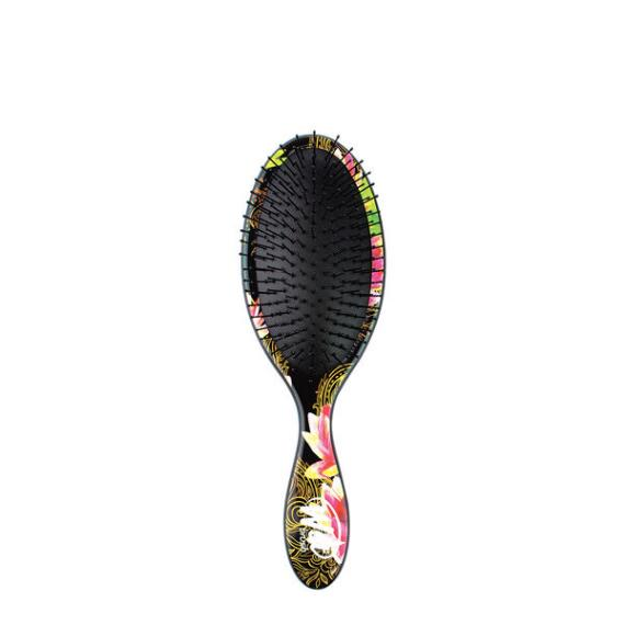 The Wet Brush Pro Select Hair Brush Night Floral Pink