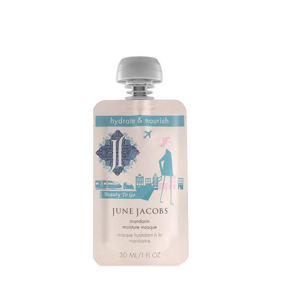 June Jacobs Mandarin Moisture Masque Travel Size