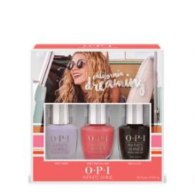 OPI California Dreaming Infinite Shine Trio Pack