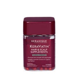 Keranique KeraViatin Hair and Scalp Health Supplements