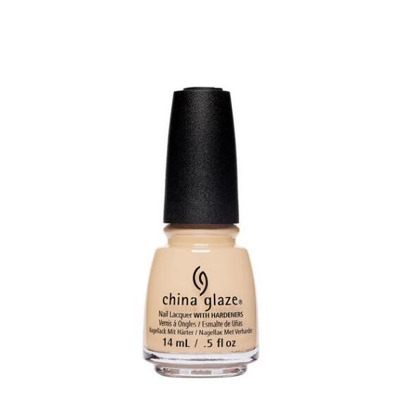China Glaze Shades of Nude Collection