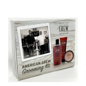 American Crew 3-Piece Grooming Kit