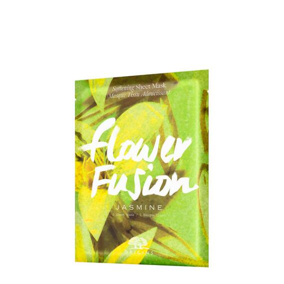 Origins Flower Fusion Jasmine Softening Sheet Mask
