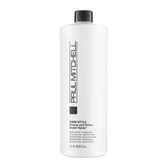 Paul Mitchell Freeze and Shine Super Spray Finishing Spray Refill