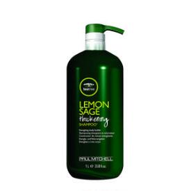 Paul Mitchell Tea Tree Lemon Sage Thickening Shampoo, Tea Tree Shampoo