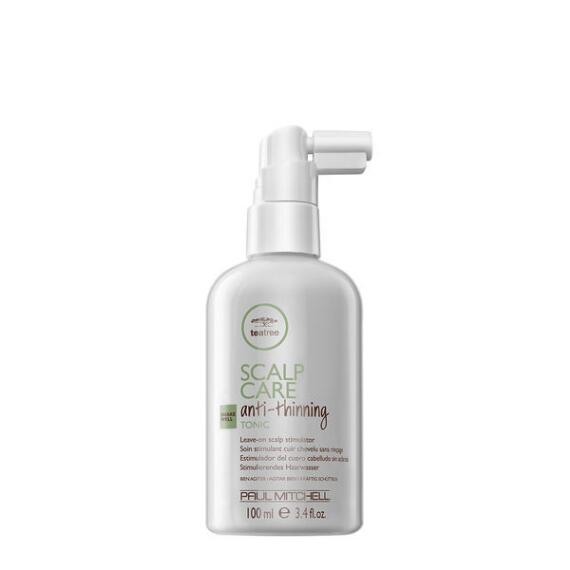 Paul Mitchell Tea Tree Scalp Care Anti-Thinning Tonic, Treatments