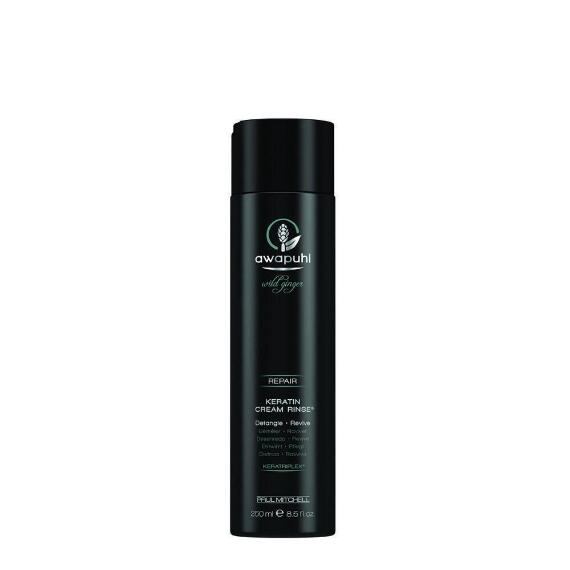 Paul Mitchell Awapuhi Wild Ginger Keratin Cream Rinse