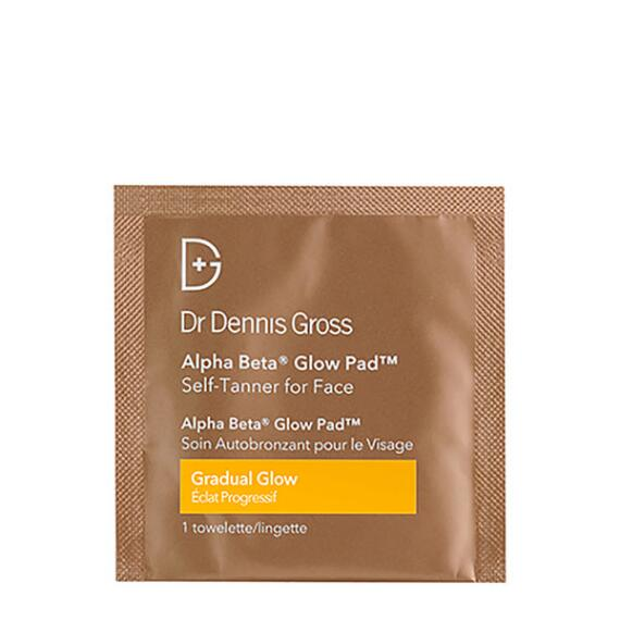 Dr. Dennis Gross Skincare Gradual Glow Pad for Face