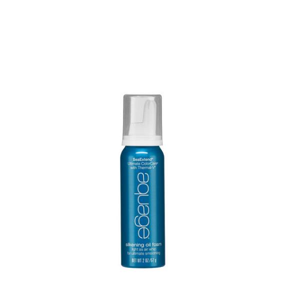 Aquage SeaExtend Silkening Oil Foam Travel Size