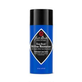 Jack Black Clean Break Oil-Free Moisturizer with Organic White Tea & Niacinamide