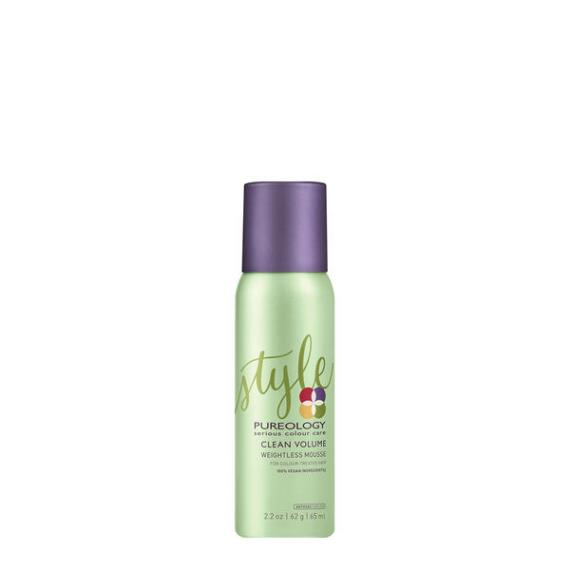 Pureology Clean Volume Weightless Mousse Travel Size