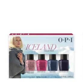 OPI Iceland Mini 4-Pack