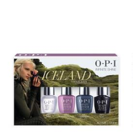 OPI Iceland Infinite Shine Mini 4-Pack