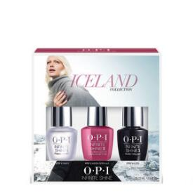 OPI Infinite Shine Trio Pack in Aurora Berry-alis