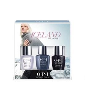OPI Infinite Shine Trio Pack in Less Is Norse