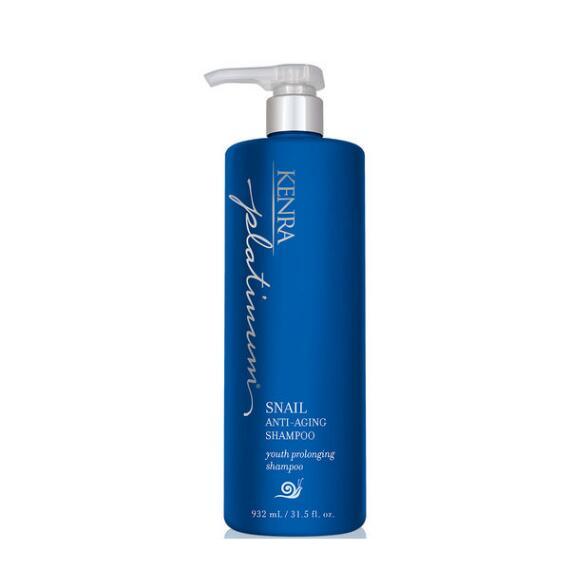 Kenra Platinum Snail Anti-Aging Shampoo