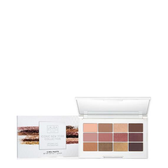 Laura Geller Iconic New York Uptown Chic Eyeshadow Palette