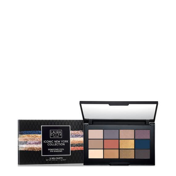 Laura Geller Iconic New York Downtown Cool Eyeshadow Palette
