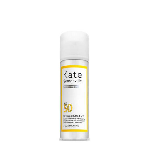 Kate Somerville Skincare UncompliKated Soft Focus Makeup Setting Spray SPF 50