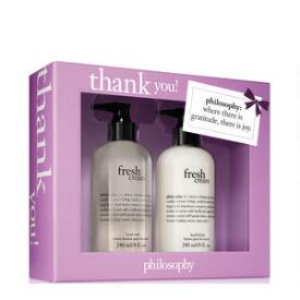 Philosophy Bath and Body Sets