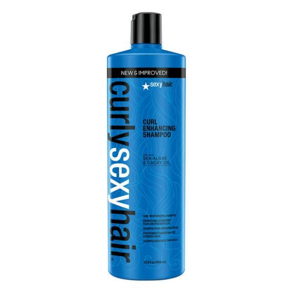 Sexy Hair Curly Sexy Hair Curl Enhancing Shampoo