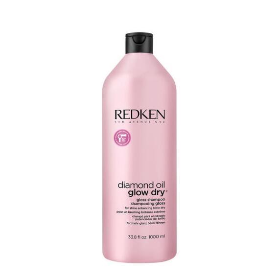 Redken Diamond Oil Glow Dry Gloss Shampoo