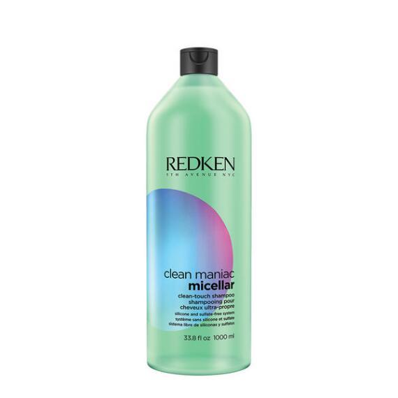 Redken Clean Maniac Micellar Clean-Touch Shampoo
