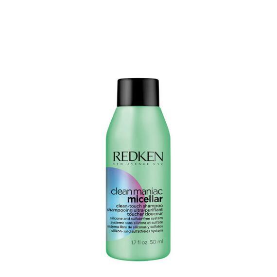 Redken Clean Maniac Micellar Clean-Touch Shampoo Travel Size