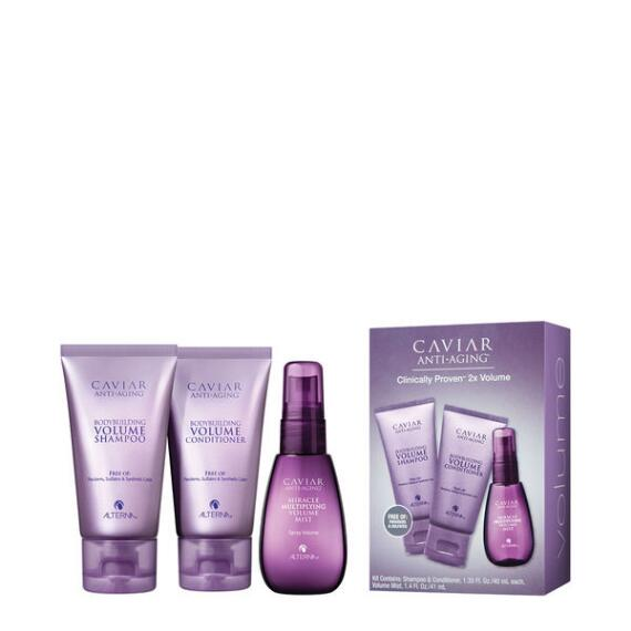 Alterna Caviar Volume Try Me 3-Piece Kit