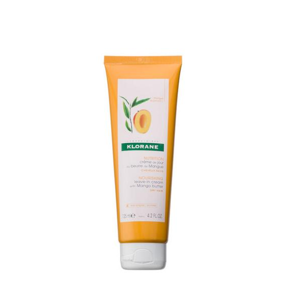 Klorane Leave-In Cream with Mango Butter for Dry Hair