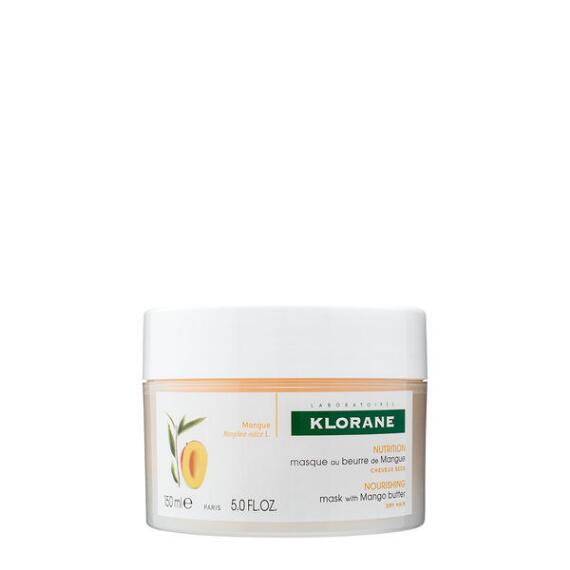 Klorane Mask with Mango Butter for Dry Hair