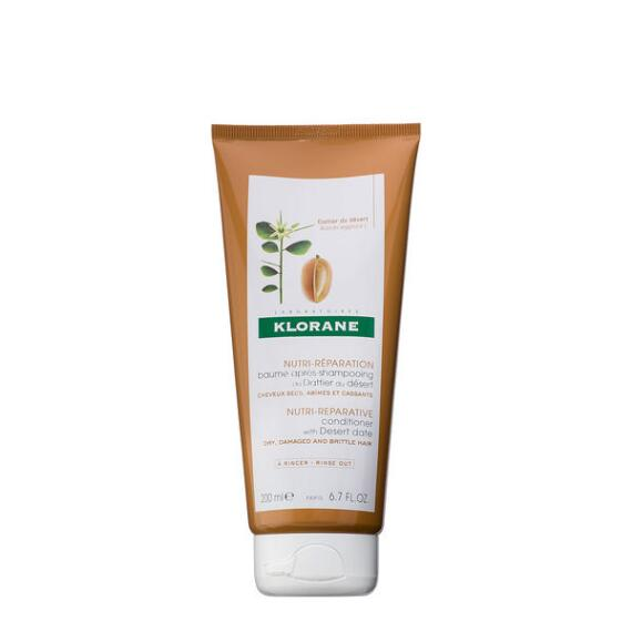 Klorane Conditioner with Desert Date for Damaged Hair