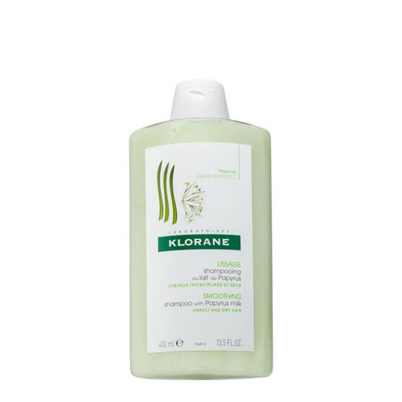 Klorane Shampoo with Papyrus Milk for Frizzy Hair