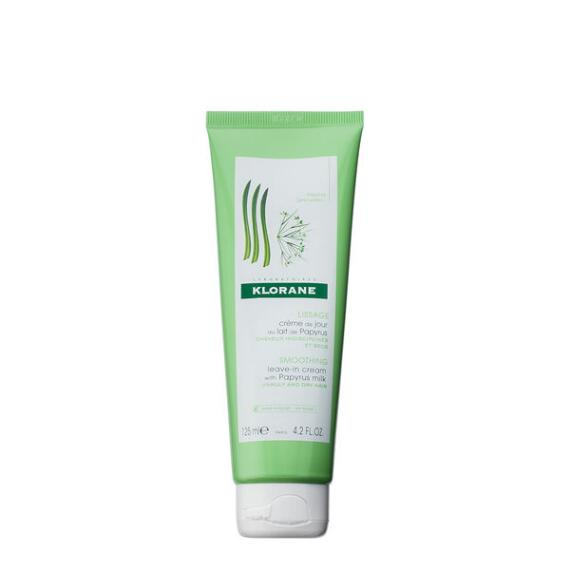 Klorane Leave-In Cream with Papyrus Milk for Frizzy Hair