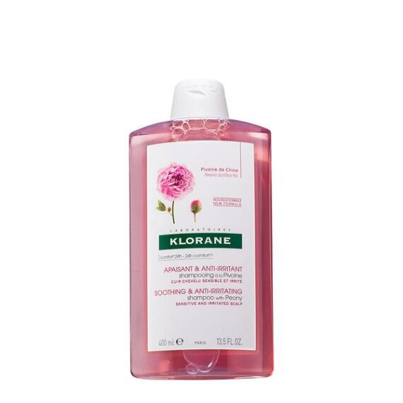Klorane Shampoo with Peony for Sensitive and Irritated Scalp