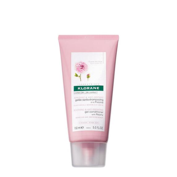 Klorane Gel Conditioner with Peony for Sensitive and Irritated Scalp