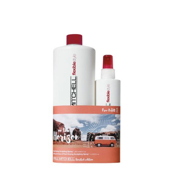Paul Mitchell On the Horizon Fast Drying Sculpting Spray Duo