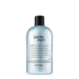 philosophy snow angel 3-in-1 shampoo, shower gel and bubble bath