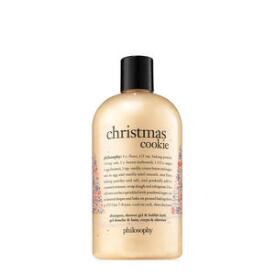 philosophy christmas cookie 3-in-1 shampoo, shower gel and bubble bath