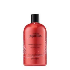 philosophy holiday pajamas 3-in-1 shampoo, shower gel and bubble bath
