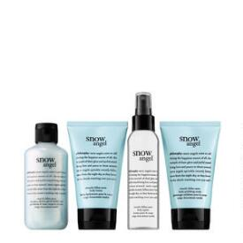 philosophy snow angel 4-piece collection