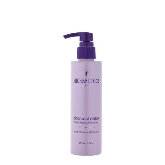 Michael Todd Beauty Charcoal Detox Deep Pore Gel Cleanser