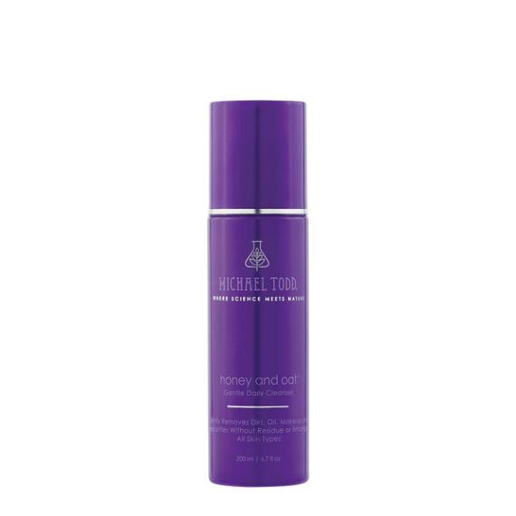 Michael Todd Beauty Honey and Oat Gentle Daily Cleanser