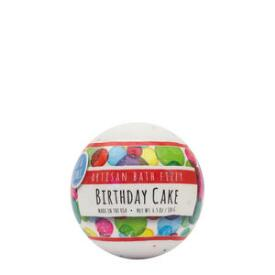 Fizz and Bubble Birthday Cake Large Bath Fizzy