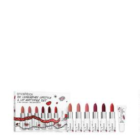 Smashbox Drawn In Decked Out Be Legendary Lipstick & Lip Mattifier 7-Piece Set